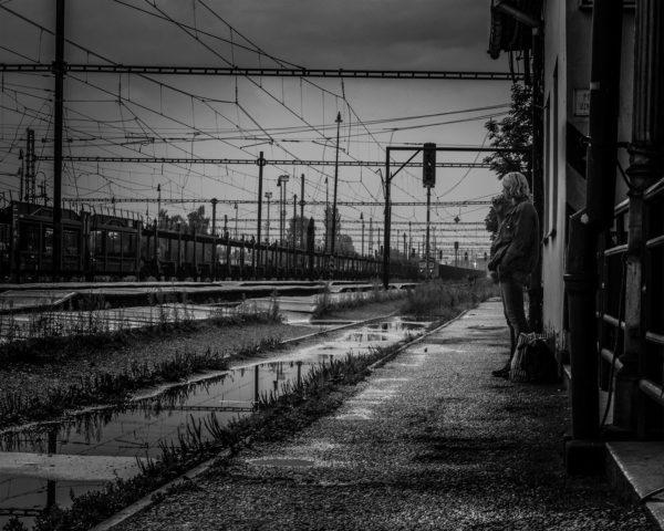 Weiting 40x50cm Obraz-fotogarfie v rámu autor je pražský fotogarf Jakub Morávek
